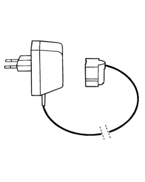 Batterij oplader 12V / EU (2300 H1, 2350 HA)